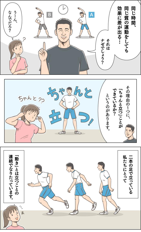 MC体操マンガ1